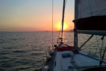 Sunset & Jantar